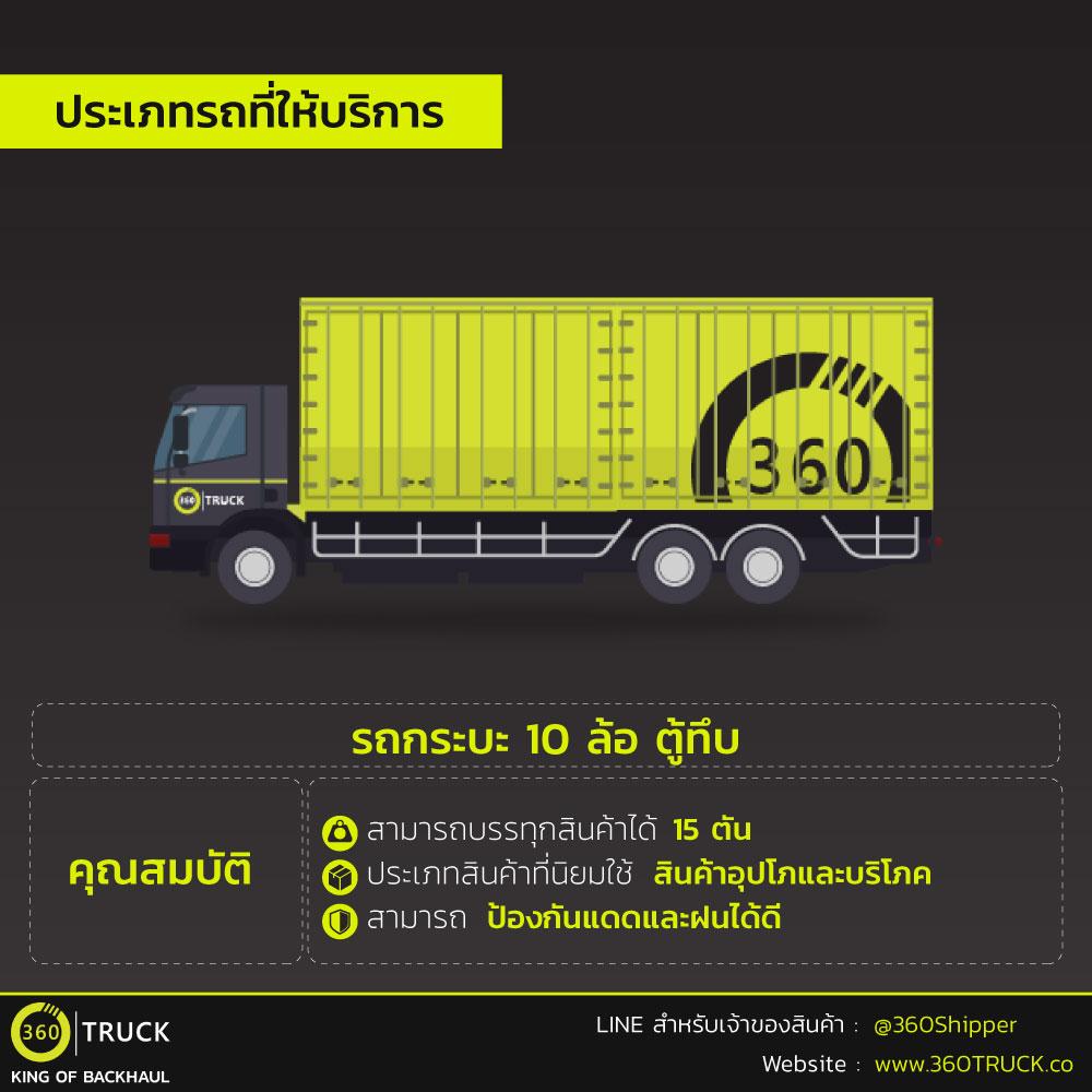 10 wheel box