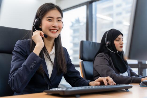 service-call center