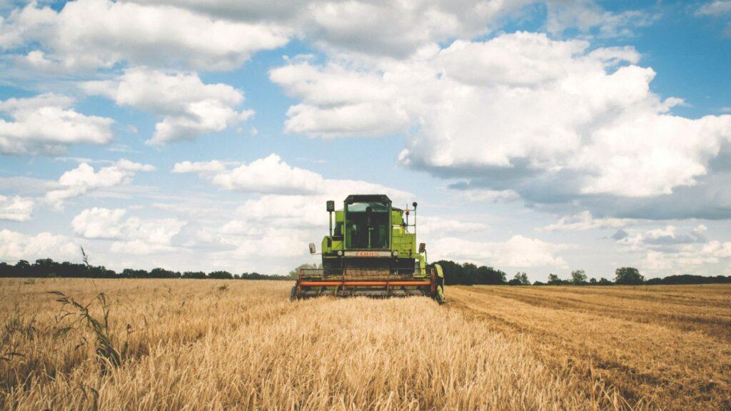 ขนส่งรถบบรทุก ธุรกิจการเกษตร